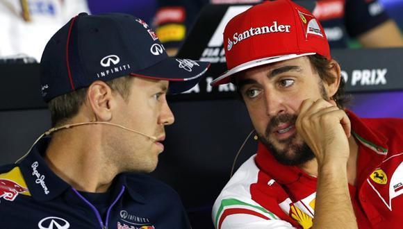 F1: Fernando Alonso dejará escudería Ferrari a fin de año