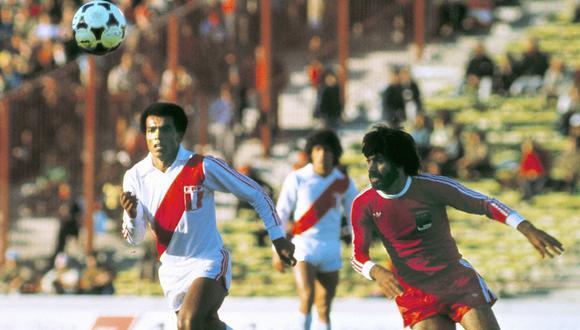 Entre 1970 y 1978, la selección peruana clasificó a los Mundiales de México y de Argentina. (Foto: AFP)