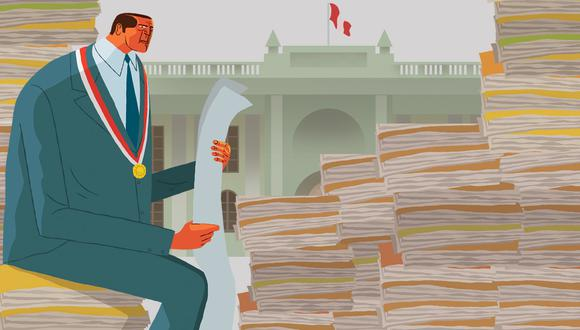 Suman más de mil las mociones de saludo. También se han presentado 33 pedidos para crear comisiones y 8 pliegos interpelación a ministros (Ilustración: El Comercio).