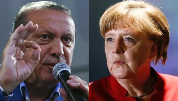 "Erdogan acusa a Alemania de ""cobijar a terroristas"""