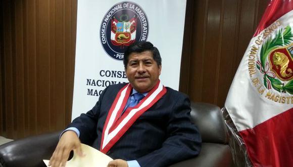 Electo presidente del CNM promete nombrar más jueces titulares