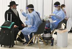 Variante Delta: Israel supera los 100 casos de coronavirus por primera vez desde abril
