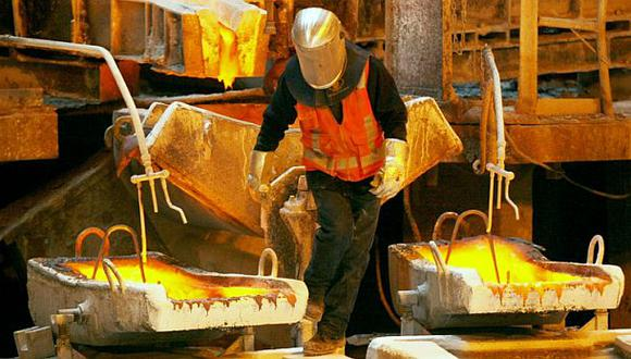 Exportaciones del sector minero cayeron 20,9% en febrero