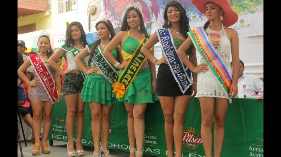 Así se vivió el inicio de los carnavales en Catacaos [FOTOS] - 4
