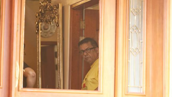 Juan Sotomayor. (Foto: Giancarlo Ávila/GEC).