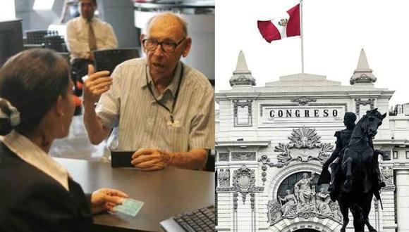 Congreso continuará con el debate en una semana, ante la falta de consenso entre dos comisiones. (Foto: Composición)