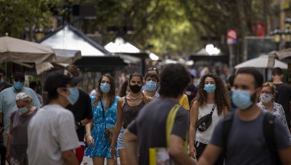 El número de muertos por la epidemia en el país en los últimos 7 días fue de 9, ascendiendo la cifra total a 28.416 fallecidos. (Foto: AP)
