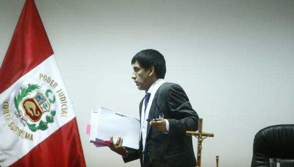 El juez Concepción acogió en abril el pedido del fiscal Pérez para reponer 41 días de impedimento de salida del país contra Sepúlveda a raíz de que no se pudo tomar su declaración por las medidas de aislamiento social. (Foto: GEC)