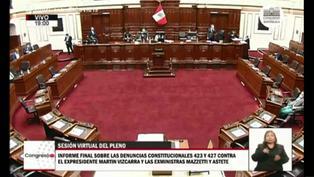 Expresidente peruano Vizcarra inhabilitado políticamente por 10 años por vacunación irregular