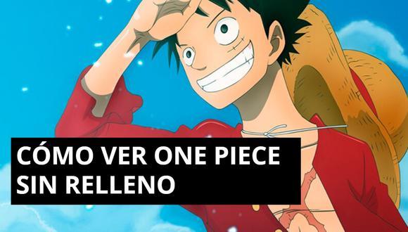Aquí podrás conocer cómo ver One Piece sin relleno de todo los más de 900 capítulos que tiene para que así puedas estar a la par de tus amigos y del manga. (foto: Toei)