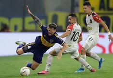 Boca Juniors supera a Caracas FC en el cierra como sólido líder del Grupo H de la Copa Libertadores