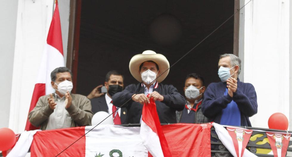 Castillo, fuera de Lima, ha obtenido el respaldo mayoritario del sur y centro del país; y Fujimori Higuchi del norte, salvo Cajamarca y Áncash.   (Foto: Geraldo Caso | GEC)