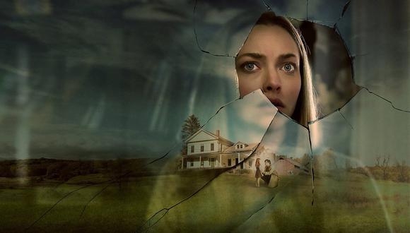 """En """"La apariencia de las cosas"""", Catherine Claire (Amanda Seyfried), interpreta las señales paranormales de un pasado que quiere protegerla de su peligroso presente. (Foto: Netflix)"""