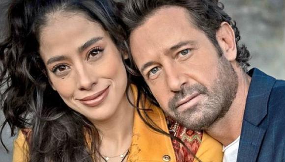 """Fátima Molina y Gabriel Soto eran los protagonistas de """"Te acuerdas de mí"""" (Foto: Televisa)"""
