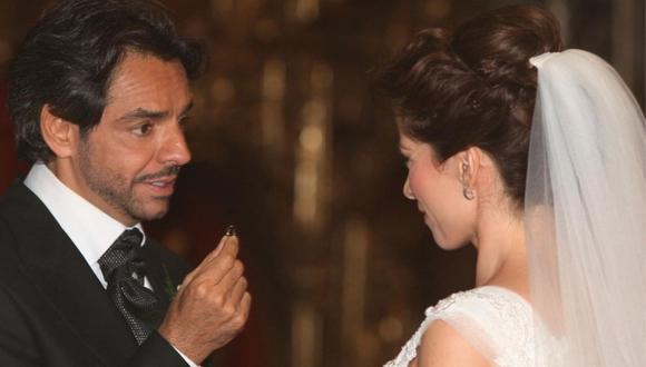 Eugenio Derbez y Alessandra Rosaldo celebran 15 años de estar juntos. (Foto: @alexrosaldo)