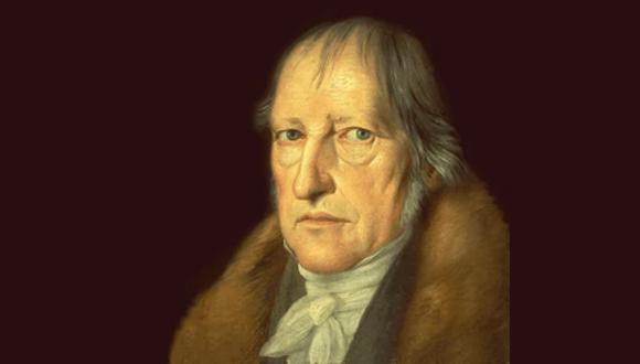 Georg Wilhelm Friedrich Hegel fue un filósofo del Idealismo alemán, el último de la Modernidad y uno de los más importantes de su época. Nació en Stuttgart, el 27 de agosto de 1770 y murió en Berlín el 14 de noviembre de 1831.