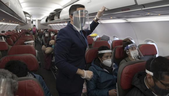 Para abordar un avión será necesaria la prueba molecular de COVID-19. (Foto: Renzo Salazar | GEC)