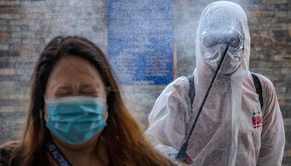Sigue aquí todas las últimas noticias sobre el coronavirus en vivo en Perú y distintas partes del mundo. (Getty)