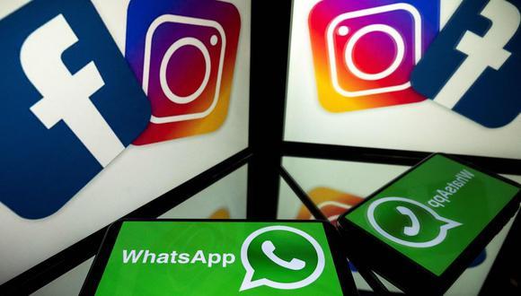 Pronto será posible usar WhatsApp para la verificación en dos pasos de tu cuenta de Instagram. (Foto de archivo: AFP / Lionel Bonaventure)