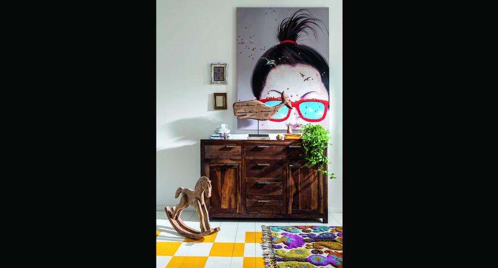Claves para decorar con fotos, cuadros y esculturas - 7