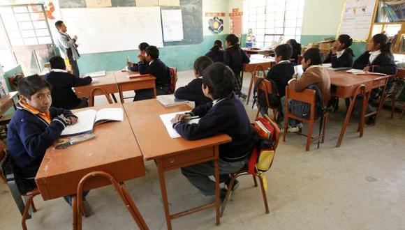 Sector Educación tendrá la mayor parte del presupuesto 2017