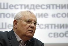 Gorbachov llama a Putin y a Biden reunirse para lograr el desarme nuclear