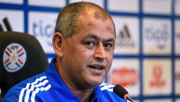 El entrenador de Cerro Porteño dio detalles de cómo enfrentaría a Universitario de Deportes en la Copa Libertadores. (Foto: AFP)