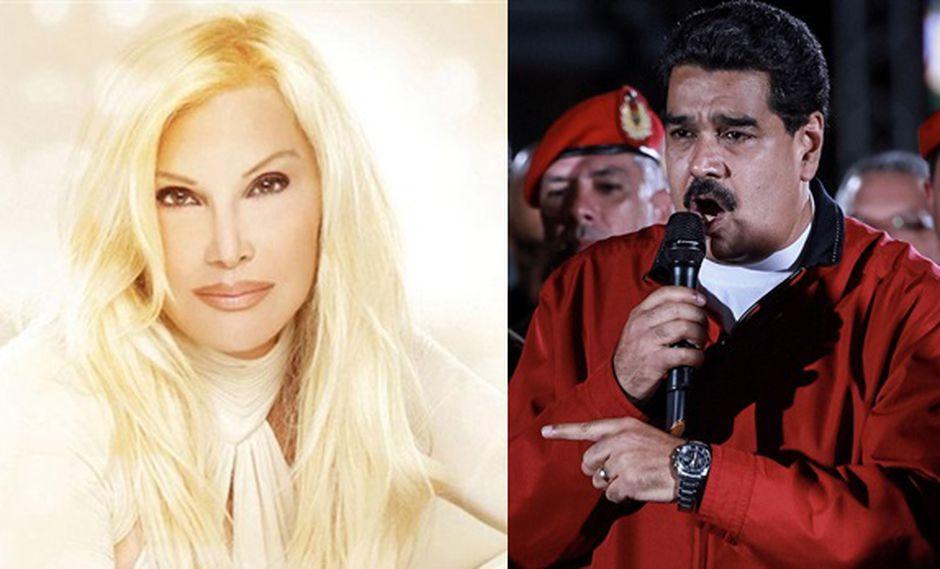 En 2009 Susana Giménez dijo que no visitaría Venezuela por su oposición a la forma de gobierno que tenía el entonces mandatario Hugo Chávez Frías. (Fotos: Internet/Agencias)