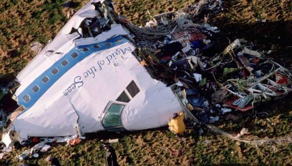 Una bomba hizo que el vuelo 103 de Pan Am se estrellase en Lockerbie (Escocia) hace 30 años. Había 259 personas a bordo.
