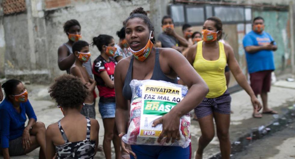 Coronavirus en Brasil   Últimas noticias   Último minuto: reporte de infectados y muertos hoy, viernes 16 de octubre del 2020   Covid-19   (Foto: AP/Bruna Prado).