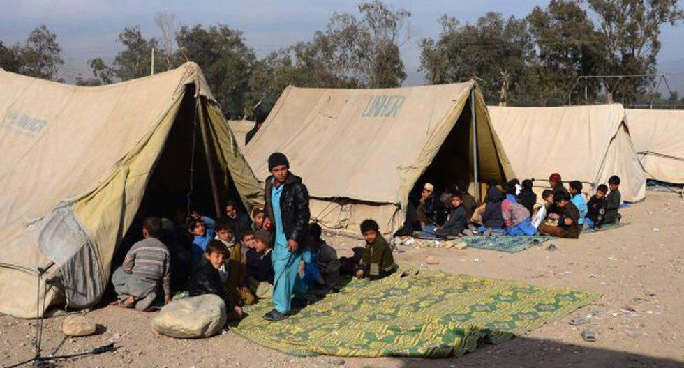 ONU: Hay casi 200 mil desplazados afganos por ocupación talibán