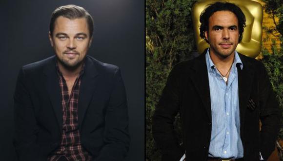 "DiCaprio y González Iñárritu, juntos en thriller ""The Revenant"""