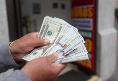 Dólar cierra a la baja por quinto día consecutivo situándose en S/ 3,92