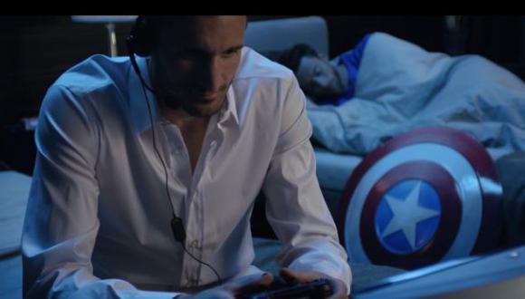 YouTube: jugadores de Juventus hacen versión de The Avengers