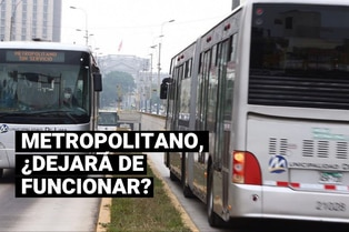 El Metropolitano podría dejar de funcionar debido al bajo presupuesto
