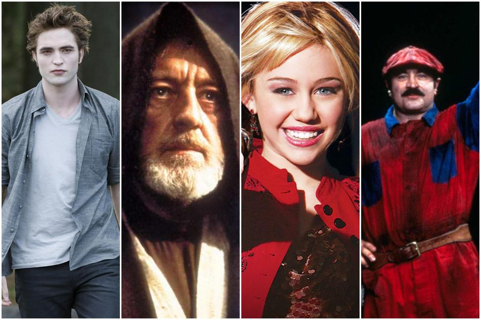 Diez actores que terminaron odiando los roles que los hicieron famosos.