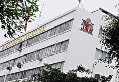 JNE: Funcionarios públicos que deseen postular pueden renunciar hasta el lunes 18
