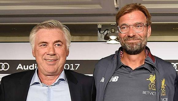 Carlo Ancelotti le dio la razón a Jürgen Klopp sobre el desarrollo del Liverpool-Atlético de la Champions League. (Foto: @LFC)