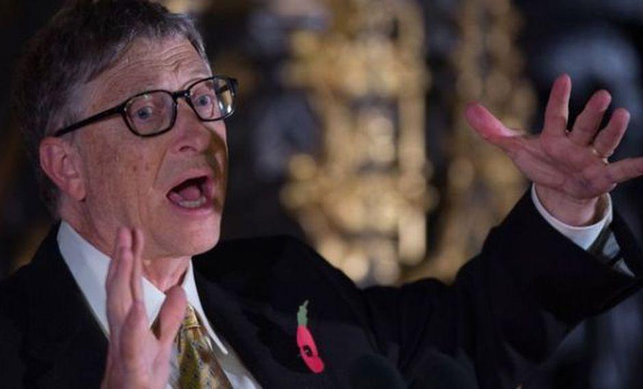 Creciente fortuna de Bill Gates supera PBI de países latinos - 1