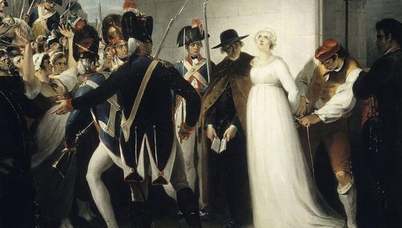 María Antonieta perdió la cabeza el 16 de octubre 1793, en la Place de la Concorde de París, a los 38 años de edad. (GETTY IMAGES).