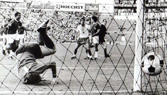 El estreno de Perú en México 70 fue con una gran victoria frente a Bulgaria, que era favorito para ganar ese encuentro en León. (Foto: PRENSMART).