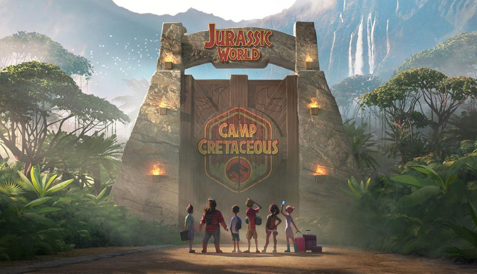 """""""Jurassic World: Campamento Cretácico"""" estará disponible en Netflix desde el 18 de setiembre. (Foto: Netflix)"""