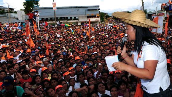 Según Rodríguez Rodríguez, entregó un aporte de US$200 mil en efectivo a Keiko Fujimori en el 2011. (Foto: GEC)