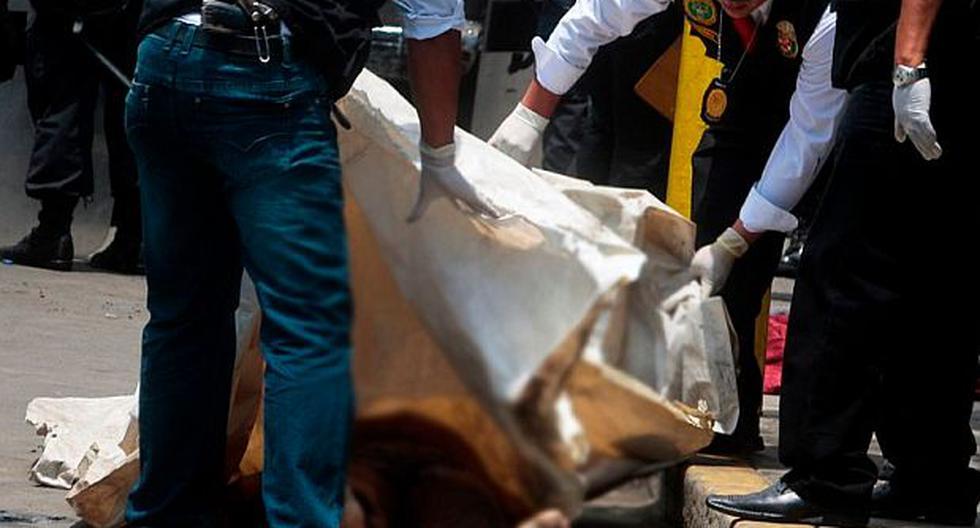 Comas: obrero murió en excavación de pozo en Panamericana Norte - 2