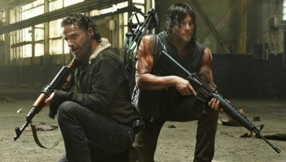 """Mira los adelantos de """"The Walking Dead"""" con música de U2"""