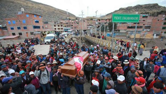 Prorrogan por décima vez intervención de FF.AA. en Cotabambas
