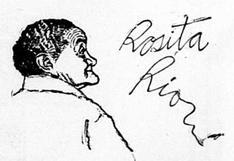Rosita Ríos y el recuerdo de los restaurantes centenarios