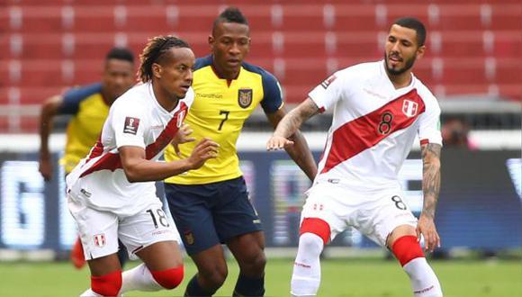 La selección peruana puede conseguir su clasificación esta tarde ante Ecuador. (Foto: FPF)