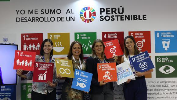 """""""Perú Sotenible"""" es una iniciativa que busca catalizar acción en los ciudadanos y los empresarios para afrontar los desafíos del país rumbo al 2030."""