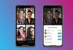 Instagram permitirá que hasta cuatro usuarios participen en un mismo video en vivo